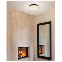 Justice Design PNA-5547-WAVE-NCKL Signature 4 Light Brushed Nickel Wall Sconce Wall Light in Waves Incandescent