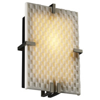 Metal Porcelina Clips Wall Sconces