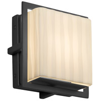 Porcelina 7 inch Outdoor Wall Sconce