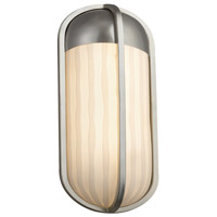 Porcelina 12 inch Outdoor Wall Sconce