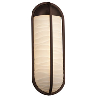 Porcelina 17 inch Outdoor Wall Sconce