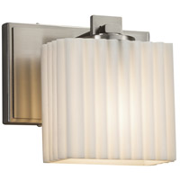 Porcelina 1 Light 7 inch ADA Wall Sconce Wall Light
