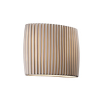 Justice Design Signature 2 Light Wall Sconce PNA-8855-PLET