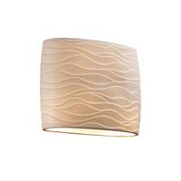 Justice Design Signature 2 Light Wall Sconce PNA-8855-WAVE