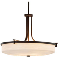 Porcelina LED 27 inch Dark Bronze Pendant Ceiling Light
