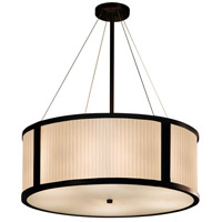 Porcelina 8 Light 36 inch Drum Pendant Ceiling Light