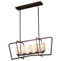 Limoges 5 Light 14 inch Chandelier Ceiling Light