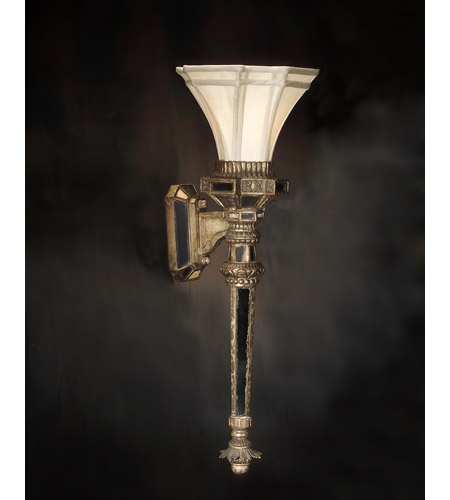 John Richard AJC-8309 Palace Of Versailles 1 Light 11 inch Hand-Painted Wall Sconce Wall Light photo