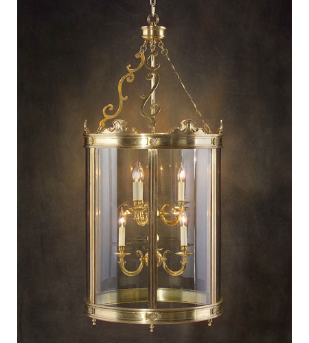 John Richard Montaigne 6 Light Pendant in Plated AJC-8390 photo