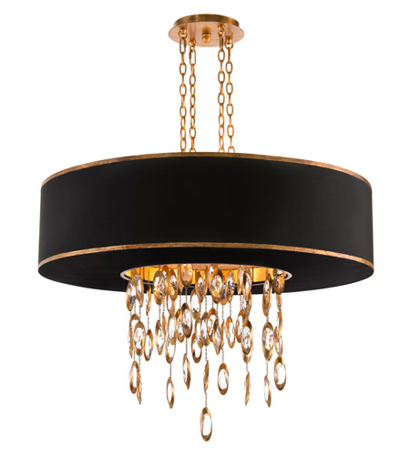Black tie 11 light gold chandelier ceiling light john richard ajc 8794 black tie 11 light gold chandelier ceiling light photo mozeypictures Gallery