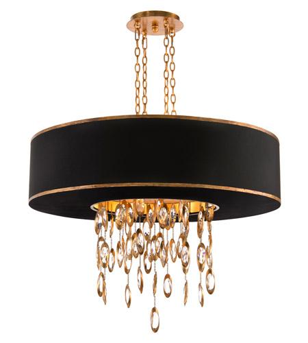 black tie 11 light gold chandelier ceiling light. Black Bedroom Furniture Sets. Home Design Ideas