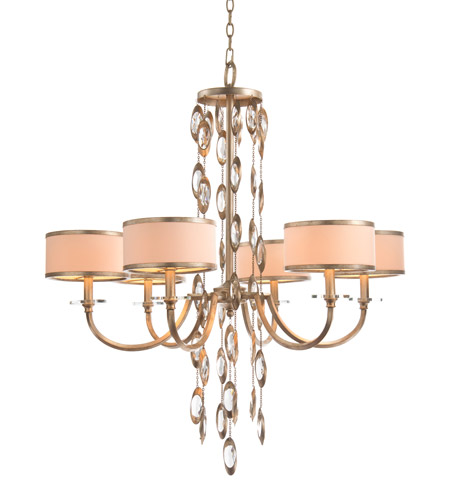 John richard ajc 8817 counterpoint 6 light chandelier ceiling light mozeypictures Image collections