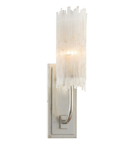 Silver Leaf/Natural Wall Sconces