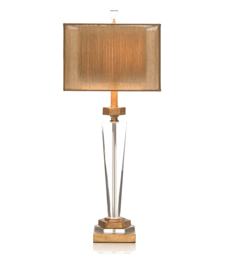 John Richard Alexander John 1 Light Buffet Lamp in Metalic Gold AJL-0251 photo