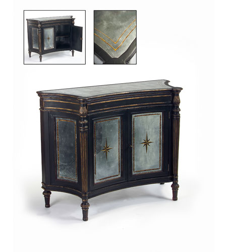 John Richard John Richard Furniture Cabinet in Eglomise