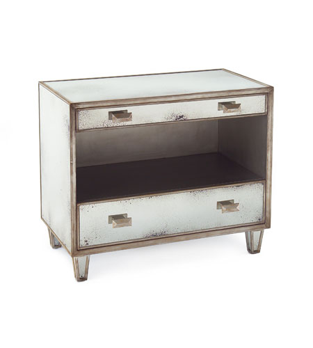 John Richard John Richard Furniture Chest in Antiqued