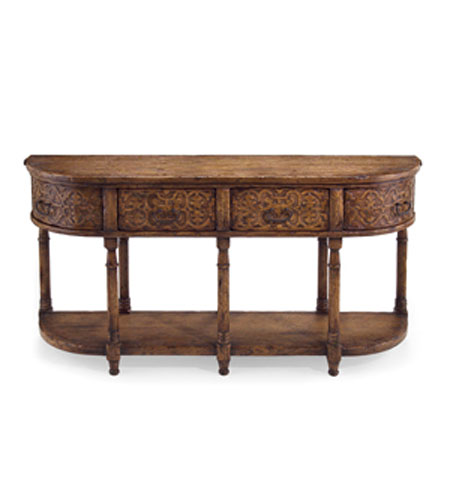 John Richard John Richard Furniture Console Table in Light Wood EUR-02-0124 photo