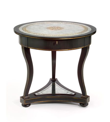 John Richard John Richard Furniture Occasional Table in Eglomise EUR-03-0063 photo