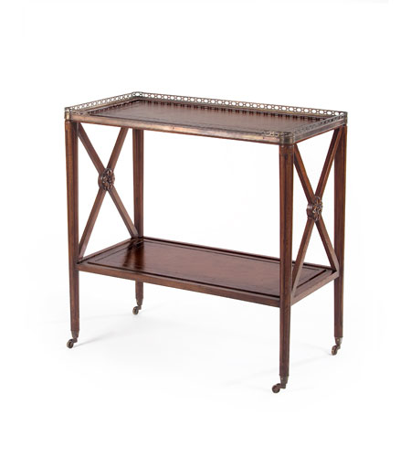 John Richard John Richard Furniture Side Table in Medium