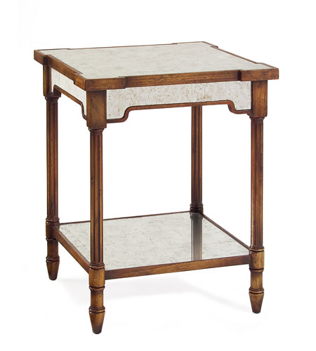 John Richard John Richard Furniture Side Table in Eglomise EUR-03-0248 photo
