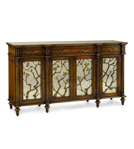 John Richard John Richard Furniture Cabinet in Medium Wood