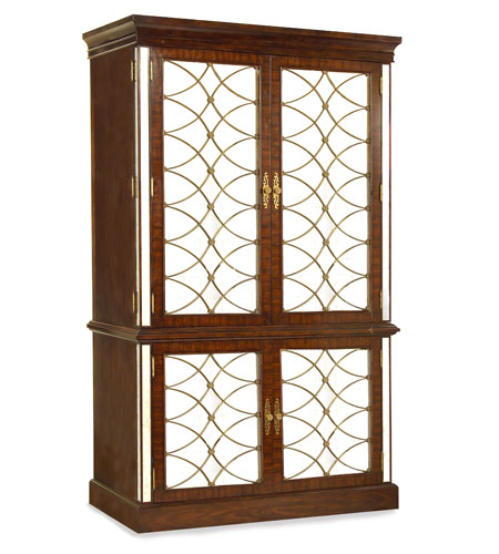 John Richard John Richard Furniture Cabinet in Dark Wood EUR-04-0102 photo