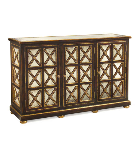 John Richard John Richard Furniture Cabinet in Antiqued