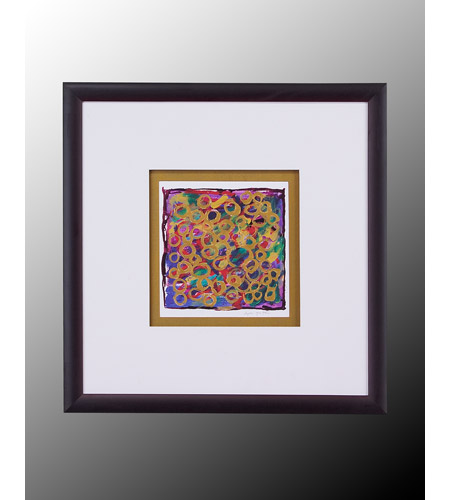 John Richard GBG-0304C Abstract Wall Decor Giclees photo