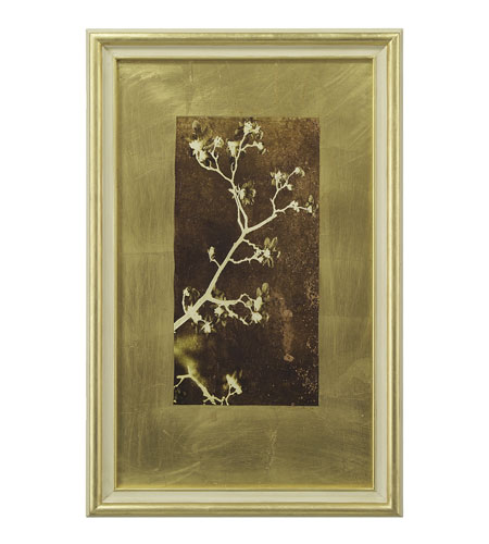 John Richard Botanical/Floral Wall Decor Open Edition Art GRF-5341A photo