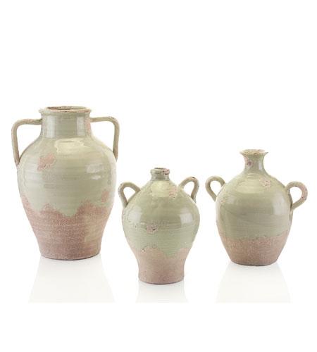 John Richard Vases Set of 3 Decorative Accessory JRA-8849S3 photo