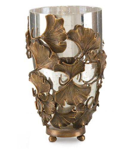 John Richard Jra 9676 Ginkgo 18 X 11 Inch Vase