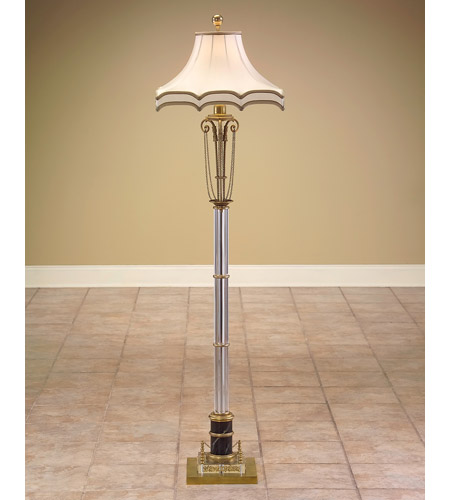 7403 portable 61 inch 100 watt brass floor lamp portable light photo. Black Bedroom Furniture Sets. Home Design Ideas