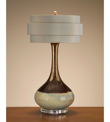 John Richard JRL-7938 Portable 31 inch 60 watt Table Lamp Portable Light photo
