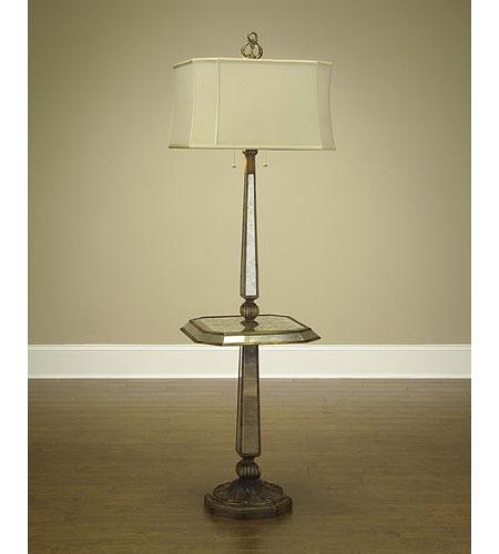 John Richard Portable 1 Light Floor Lamp in Beige JRL-8221 photo