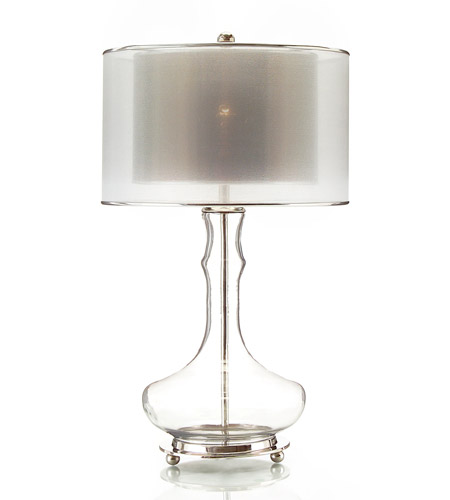 John Richard Portable 1 Light Table Lamp in Bronze JRL-8390 photo