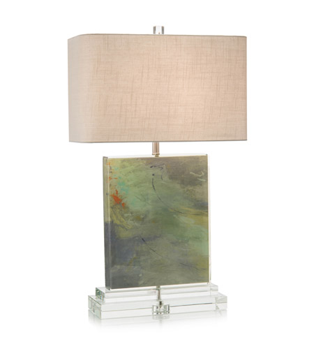 Green Acrylic Table Lamps
