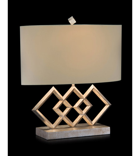Cream Composition Table Lamps