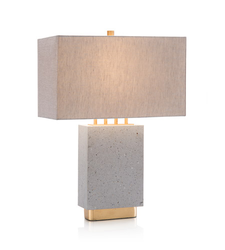 Concrete Steel Table Lamps