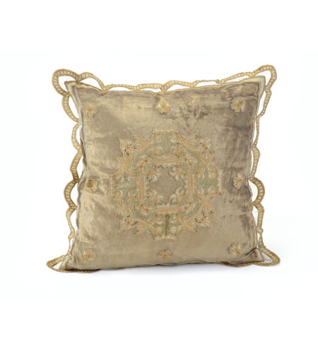 John Richard Pillow Decorative Accessory JRS-03-3019 photo