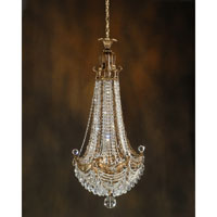 John Richard Pierpont 3 Light Pendant in Hand-Painted AJC-8037