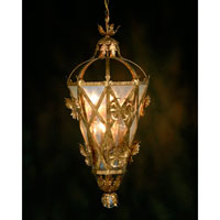 John Richard Mystique 6 Light Pendant in Hand-Painted AJC-8046