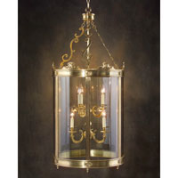 John Richard Montaigne 6 Light Pendant in Plated AJC-8390