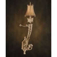 John Richard Alexander John Rosegate 1 Light Wall Sconce in Hand-Painted  AJC-8408