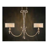 John Richard Belmont 4 Light Chandelier in Hand-Painted AJC-8415