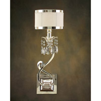 John Richard Lombard 1 Light Wall Sconce in Plated AJC-8458