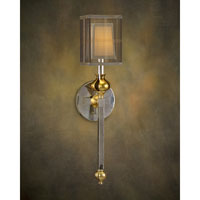 John Richard Tulip 1 Light Wall Sconce in Plated AJC-8466