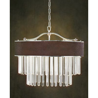 John Richard Paris Coutoure 3 Light Chandelier in Plated AJC-8492