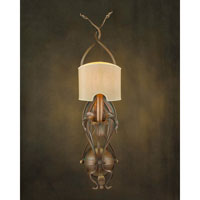John Richard Day Lily 1 Light Wall Sconce in Plated AJC-8540