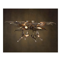Calla 8 Light 28 inch Plated Pendant Ceiling Light