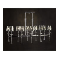 John Richard London Astoria 10 Light Pendant in Plated AJC-8626